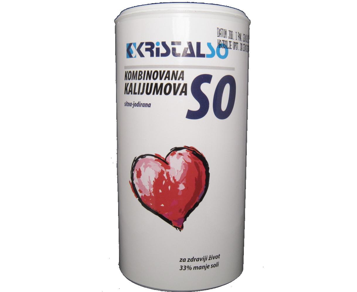 KRISTAL SO, KOMBINOVANA KALIJUMOVA SO, 350g