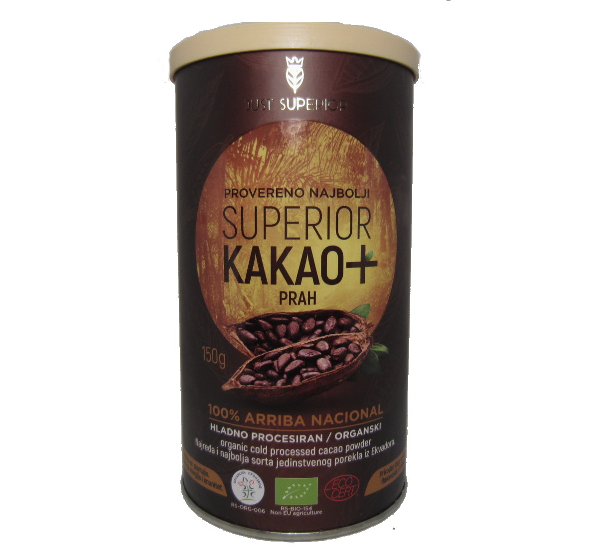 SUPERIOR, KAKAO PLUS PRAH, 150g