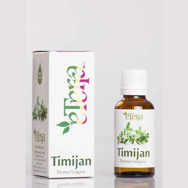 ULJE TIMIJAN, ETERRA, 30ml