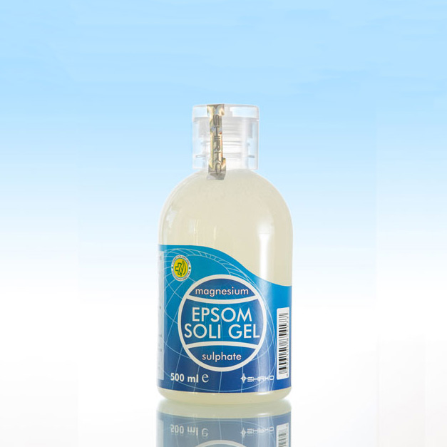EPSOM SOLI GEL, SHIRKO, 500ml