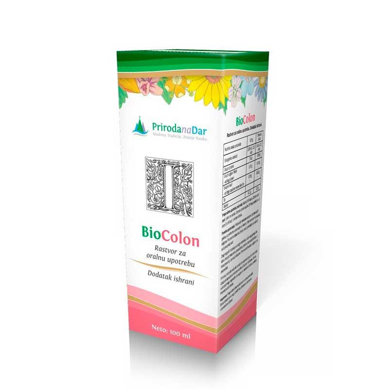BioCOLON kapi, PRIRODAnaDAR, 100ml