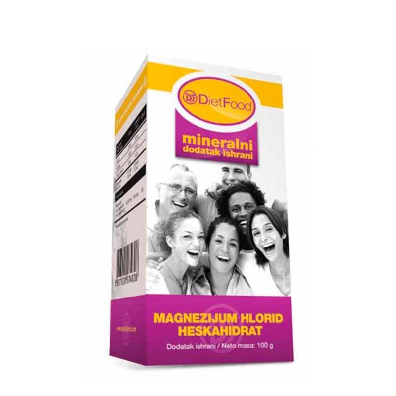 MAGNEZIJUM HLORID HEKSAHIDRAT, DIET-FOOD, 250g