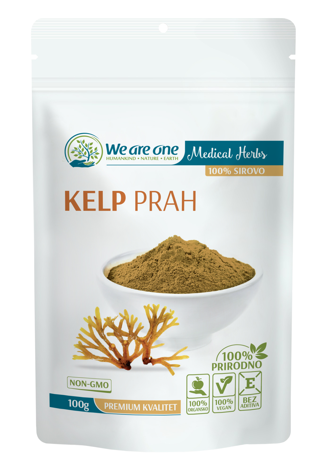 KELP PRAH, WE ARE ONE 100G