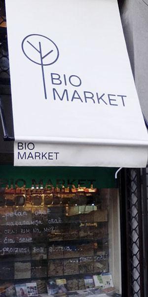 Biomarket, prodavnica zdrave hrane